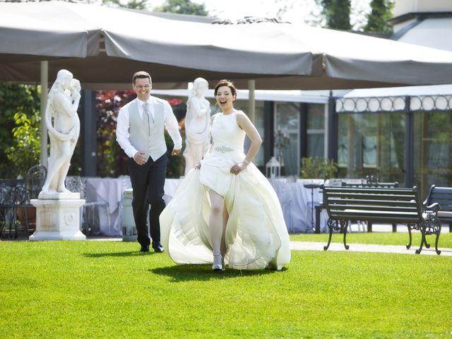 Il matrimonio di Victoria e Matteo a Dello, Brescia 63