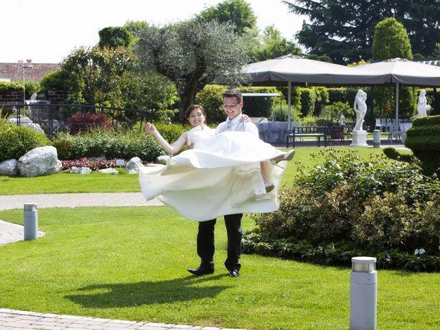 Il matrimonio di Victoria e Matteo a Dello, Brescia 64