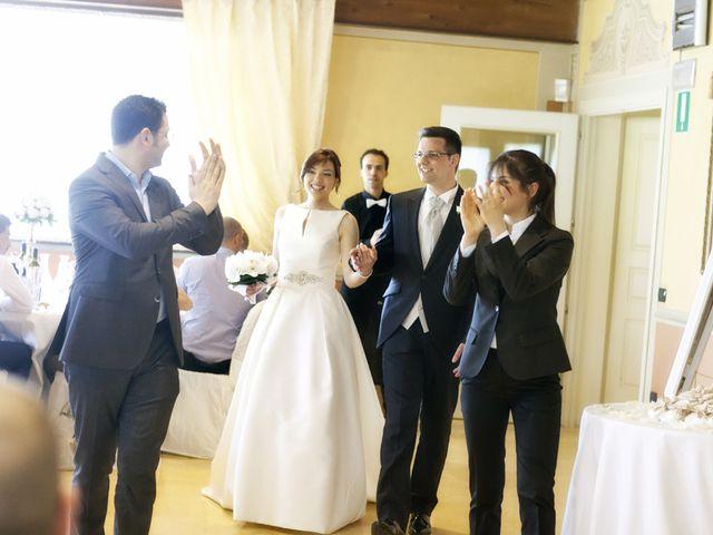 Il matrimonio di Victoria e Matteo a Dello, Brescia 68