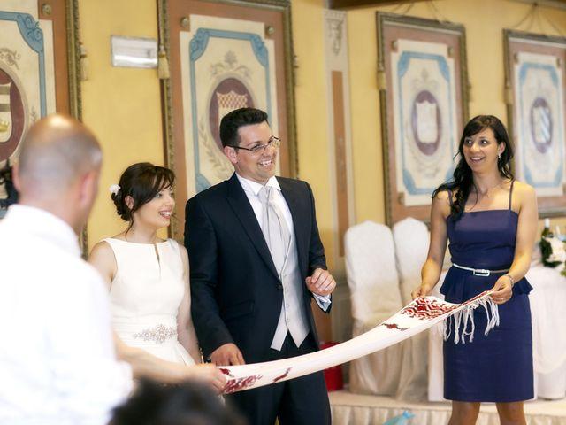 Il matrimonio di Victoria e Matteo a Dello, Brescia 72