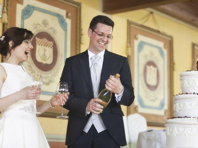 Il matrimonio di Victoria e Matteo a Dello, Brescia 76