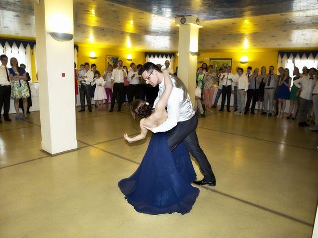 Il matrimonio di Victoria e Matteo a Dello, Brescia 79