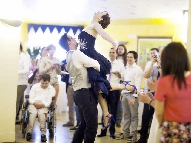 Il matrimonio di Victoria e Matteo a Dello, Brescia 82