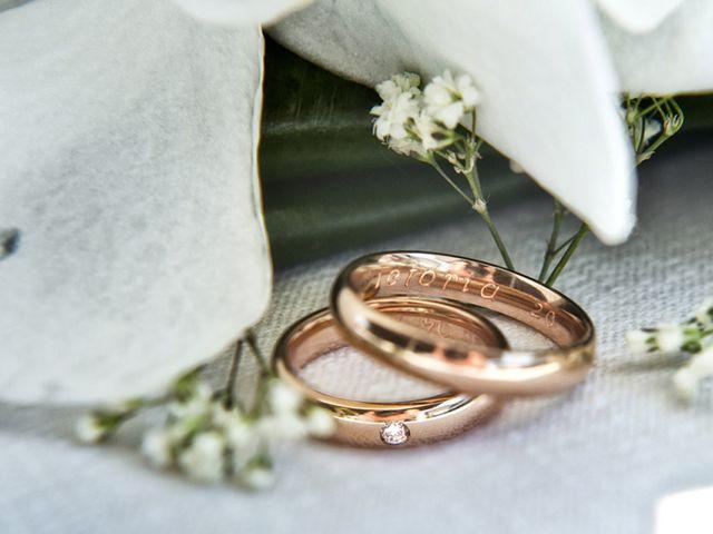 Il matrimonio di Victoria e Matteo a Dello, Brescia 83