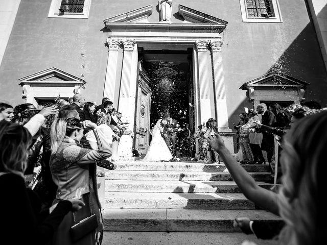 Il matrimonio di Valerio e Federica a Rovereto, Trento 12