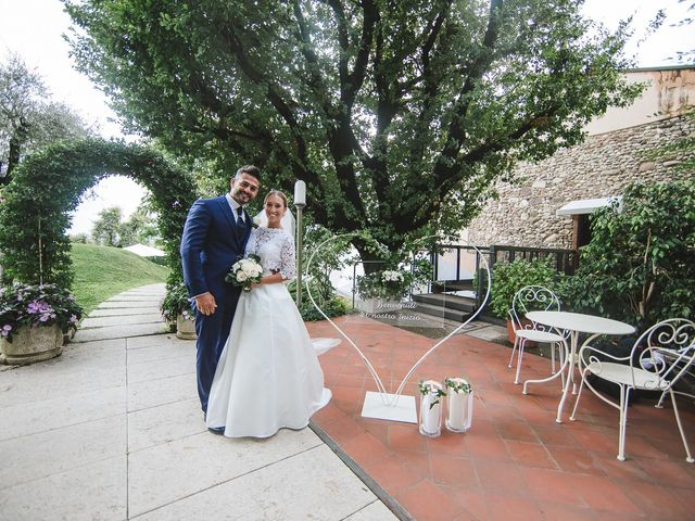 Il matrimonio di Valerio e Federica a Rovereto, Trento 23