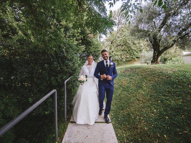 Il matrimonio di Valerio e Federica a Rovereto, Trento 24