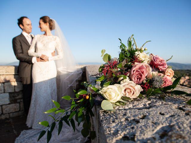 Il matrimonio di Sarah e Damiano a Perugia, Perugia 3
