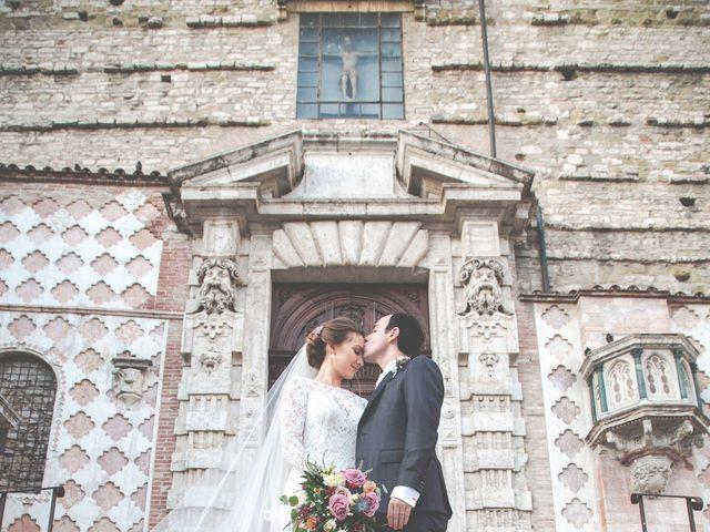 Il matrimonio di Sarah e Damiano a Perugia, Perugia 1