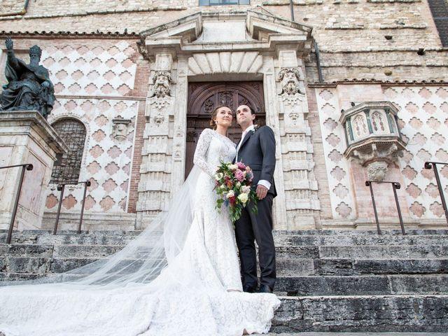 Il matrimonio di Sarah e Damiano a Perugia, Perugia 6
