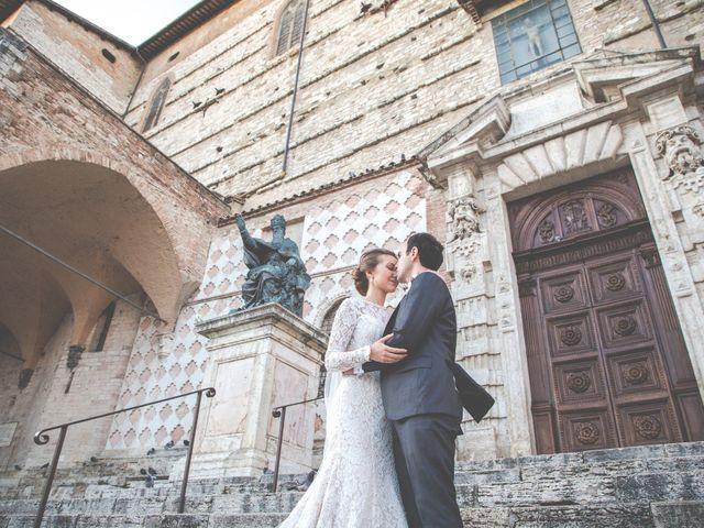 Il matrimonio di Sarah e Damiano a Perugia, Perugia 7