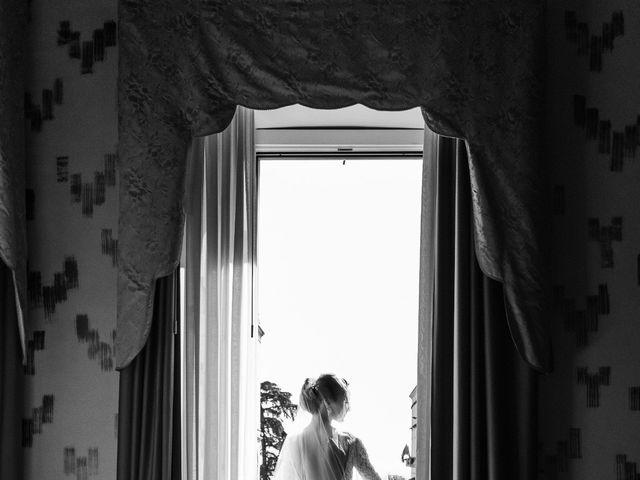 Il matrimonio di Sarah e Damiano a Perugia, Perugia 22