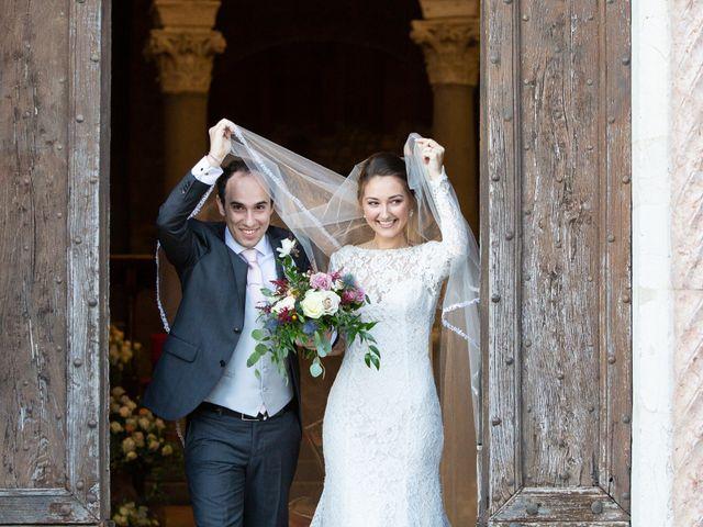 Il matrimonio di Sarah e Damiano a Perugia, Perugia 23