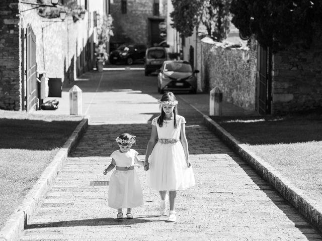 Il matrimonio di Sarah e Damiano a Perugia, Perugia 29