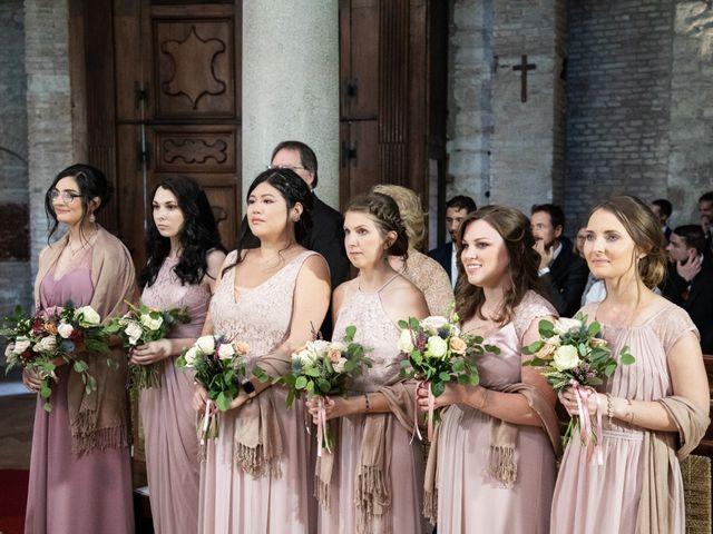 Il matrimonio di Sarah e Damiano a Perugia, Perugia 31