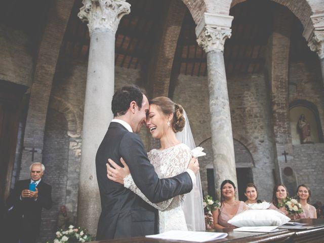 Il matrimonio di Sarah e Damiano a Perugia, Perugia 33