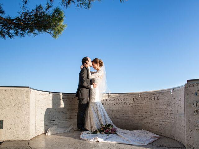 Il matrimonio di Sarah e Damiano a Perugia, Perugia 36