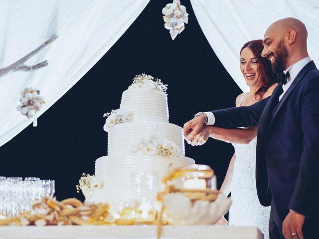 Il matrimonio di Michele e Erica a Monopoli, Bari 2
