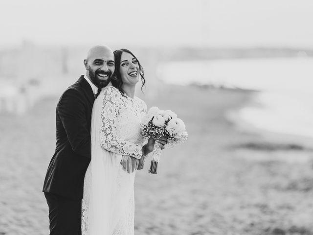 Il matrimonio di Michele e Erica a Monopoli, Bari 14