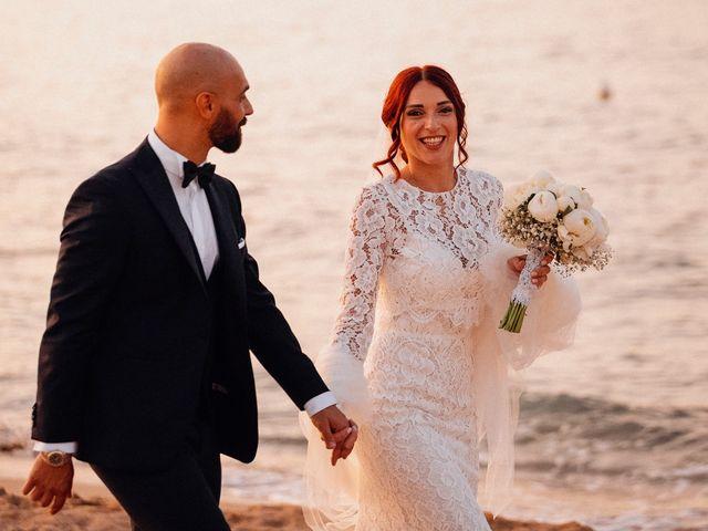 Il matrimonio di Michele e Erica a Monopoli, Bari 15
