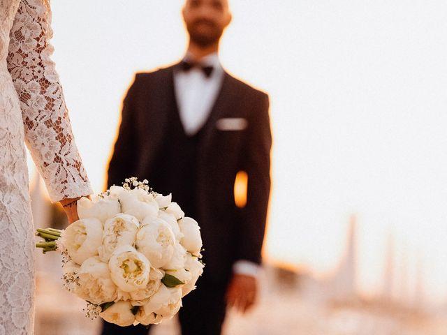 Il matrimonio di Michele e Erica a Monopoli, Bari 16