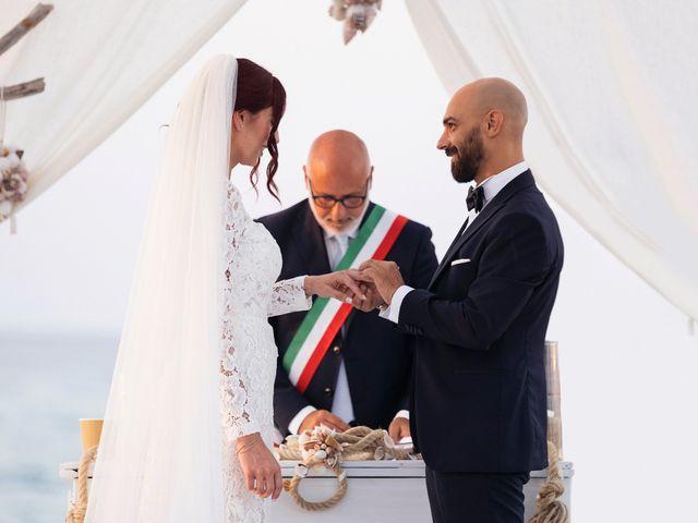Il matrimonio di Michele e Erica a Monopoli, Bari 19