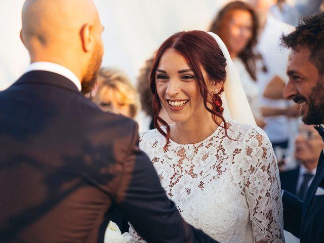 Il matrimonio di Michele e Erica a Monopoli, Bari 20