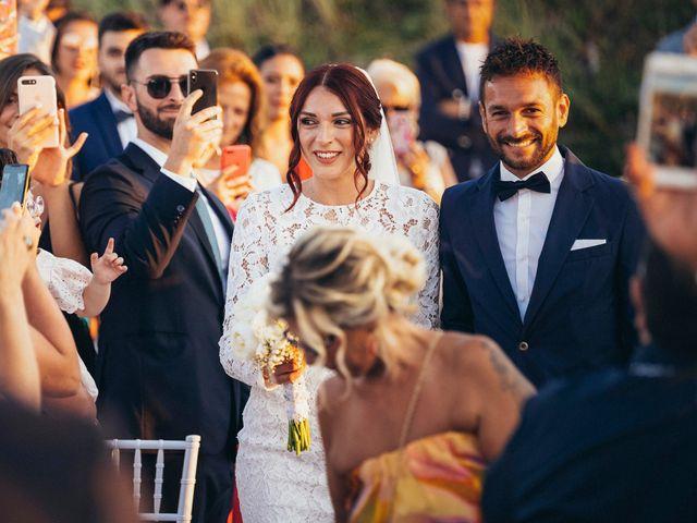 Il matrimonio di Michele e Erica a Monopoli, Bari 21