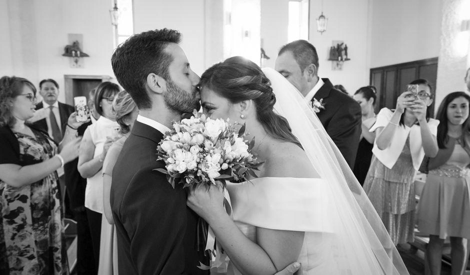 Il matrimonio di Enrico e Roberta a Ragusa, Ragusa