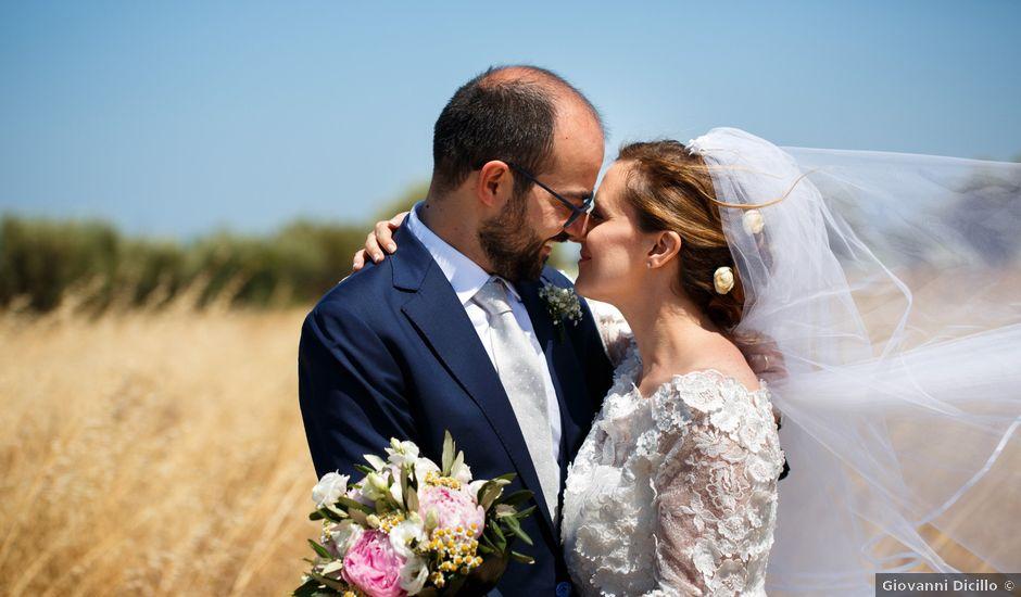 Il matrimonio di Matteo e Daniela a Bari, Bari