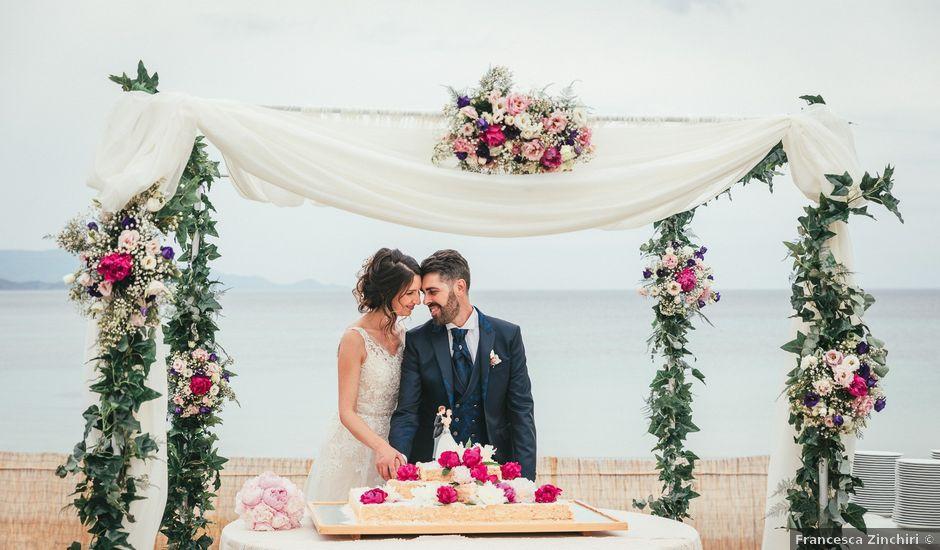 Il matrimonio di Pietro e Eleonora a Alghero, Sassari