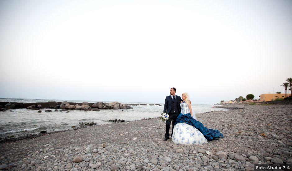 Il matrimonio di Mario e Enza a Fiumefreddo di Sicilia, Catania