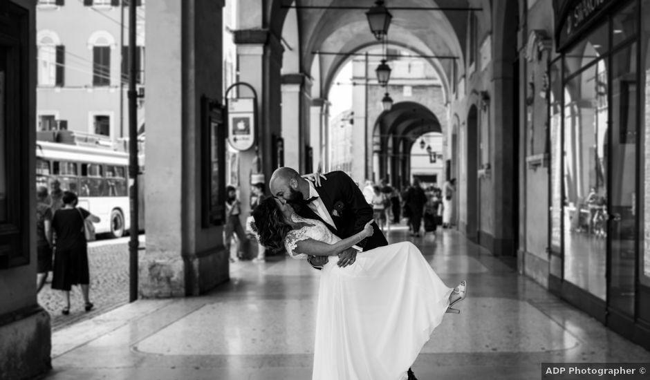 Il matrimonio di Fabio e Loredana a Maranello, Modena