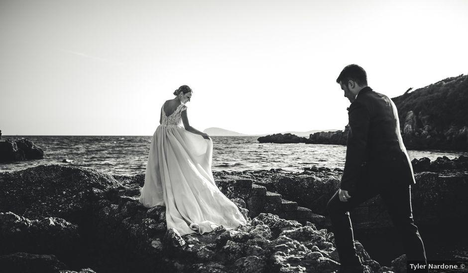 Il matrimonio di Mario e Paola a Spigno Saturnia, Latina
