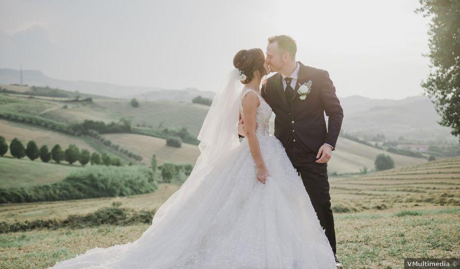 Il matrimonio di Matteo e Annalisa a Poggio Berni, Rimini