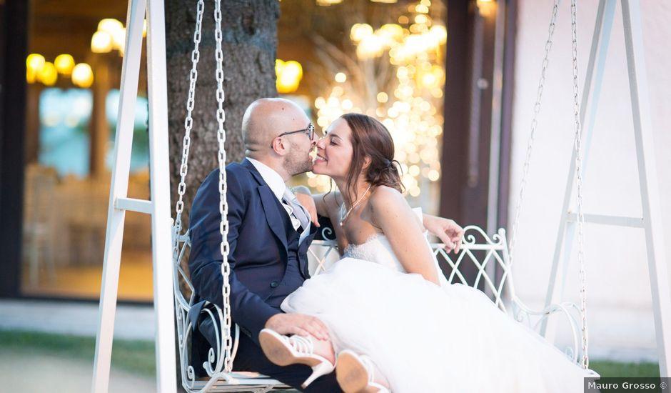 Il matrimonio di Giuseppe e Sara a Caserta, Caserta