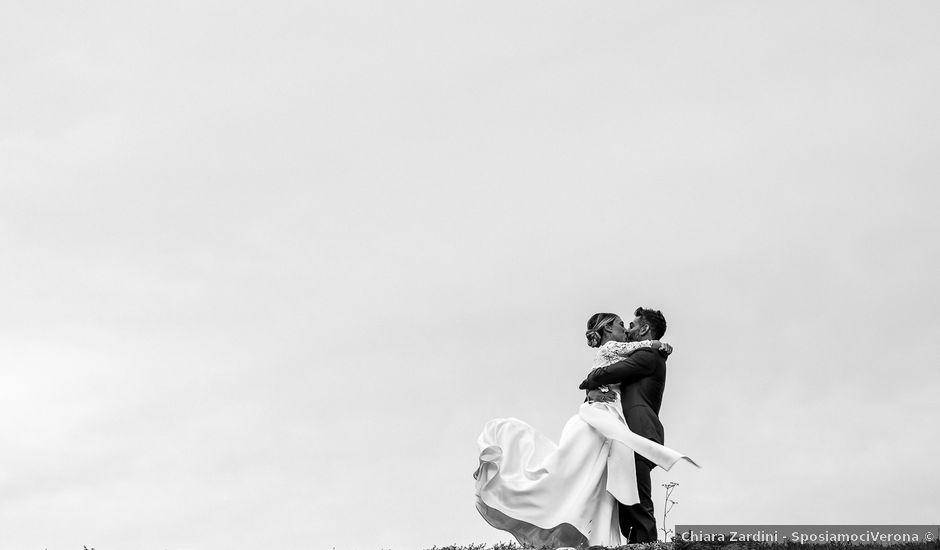 Il matrimonio di Valerio e Federica a Rovereto, Trento