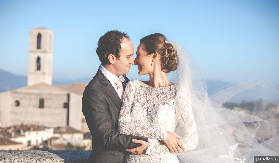 Il matrimonio di Sarah e Damiano a Perugia, Perugia