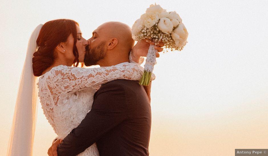 Il matrimonio di Michele e Erica a Monopoli, Bari