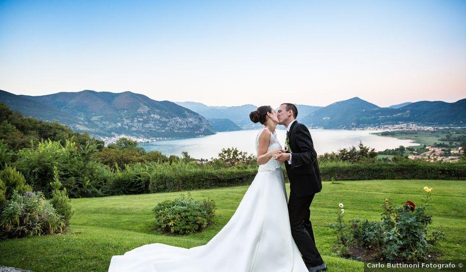 Il matrimonio di Andrea e Barbara a Pisogne, Brescia