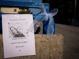 Le nozze di Giulia e Mirko 1