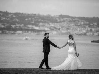 Le nozze di Oxana e Andrea