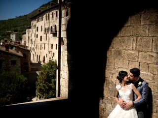 Le nozze di Giuseppina e Andrea