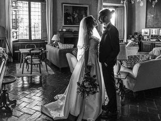 Le nozze di Marta e Mark