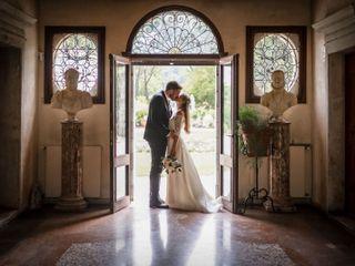 Le nozze di Linda e Paolo