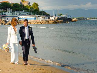 Le nozze di Jaqueline e Toni