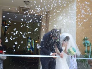 Le nozze di Simone e Erika 2