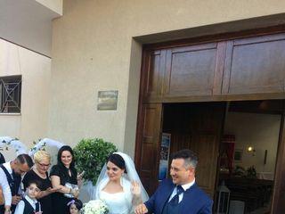 Le nozze di Monia e Tony 2