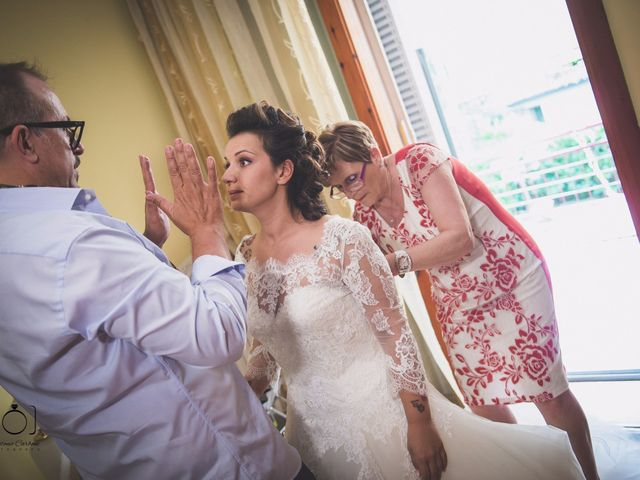 Il matrimonio di Matteo e Cinzia a Pesaro, Pesaro - Urbino 23