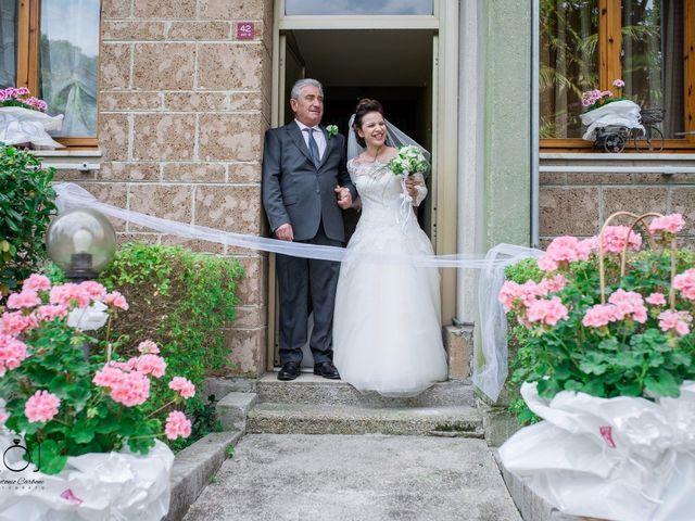 Il matrimonio di Matteo e Cinzia a Pesaro, Pesaro - Urbino 28